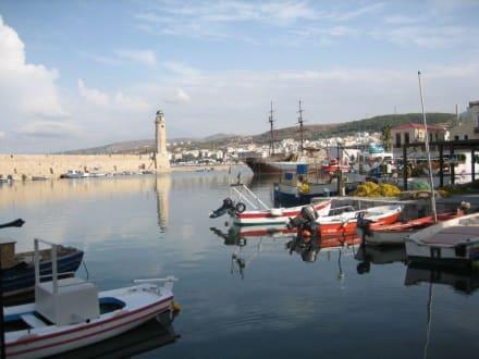Rhethymnon - Hafen Rethymno