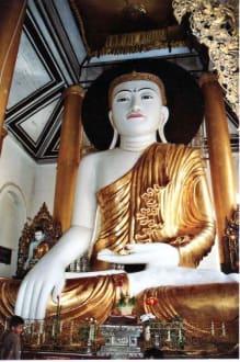 Buddha - Shwedagon Pagode