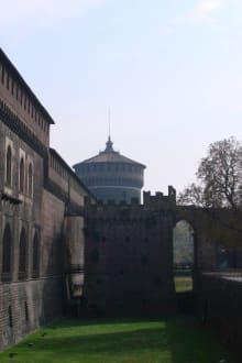 Castello Sforzesco - Castello Sforzesco