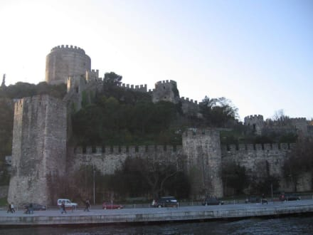 Mehmet der Eroberer Festung - Rumeli Hisari Festung