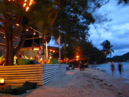 Fizz Beachlounge Koh Tao - Fizz Beachlounge