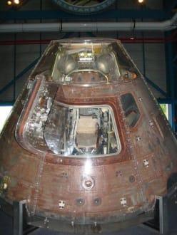 Apollo Kapsel - Kennedy Space Center