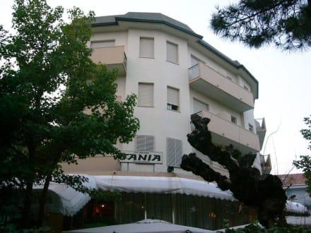 Vue - Hotel Tania
