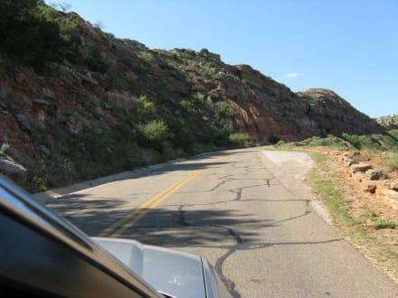 Eindrücke im Palo Duro Canyon - Palo Duro Canyon