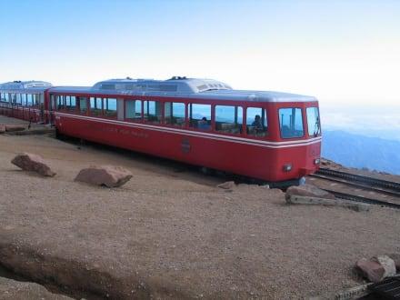 Zahnradbahn - Pikes Peak