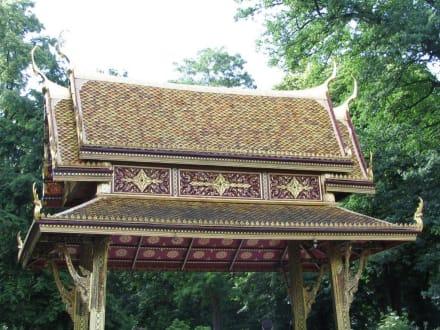 Siamesischer Tempel - Kurgarten
