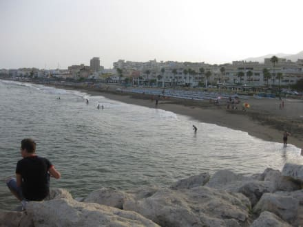 Beach/Coast/Harbor - Torremolinos Beach