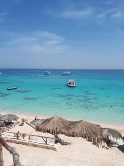 Gifun Island grandioser Ausflug - Giftun / Mahmya Inseln