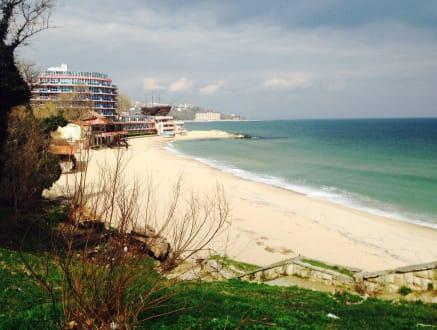 Am Strand - Strand Sveti Konstantin