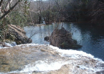 Kursunlu Wasserfall - Kursunlu Wasserfälle