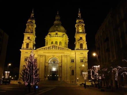 St. Stephans Basilika - St. Stephans Basilika