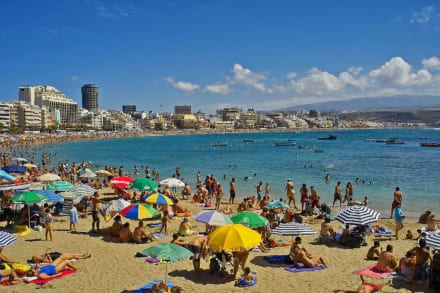 Melia Las Palmas - Playa de las Canteras