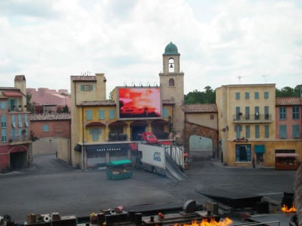 Lights Motor Action Stunt Show - Disney's Hollywood Studios ex Disney MGM Studios
