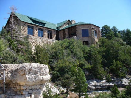 Grand Canyon North Rim Lodge - North Rim Grand Canyon