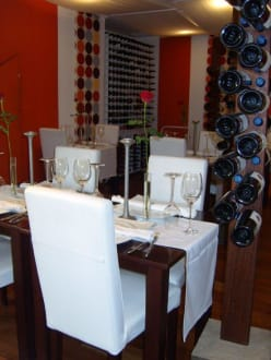 Ein Platz für vier Personen - Restaurant Qué tal