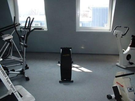 Fitnessbereich - Hotel Arvena Kongress