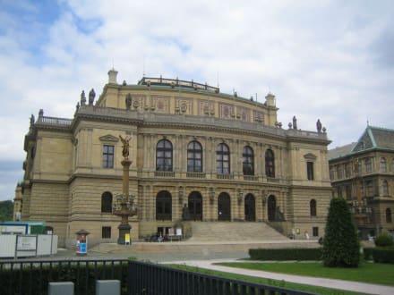 Prag - Rudolfinum