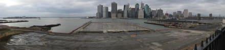 Blick auf Lower Manhattan - Skyline