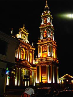 Iglesia San Francisco in Salta - Kirche San Francisco