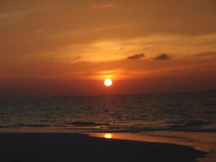 Sonnenuntergang - ROBINSON Club Maldives