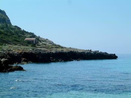 Son Bou Felsküste - Playa de Son Bou