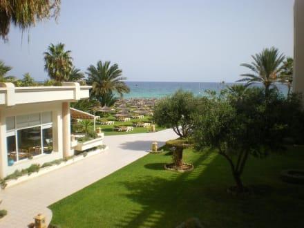 Ausblick - Hotel Tennis Resort / Mediterranee