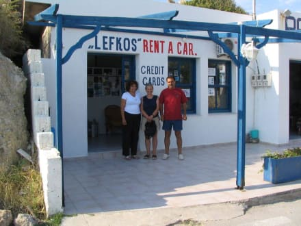 Lefkos Rent a Car - Lefkos Rent a Car