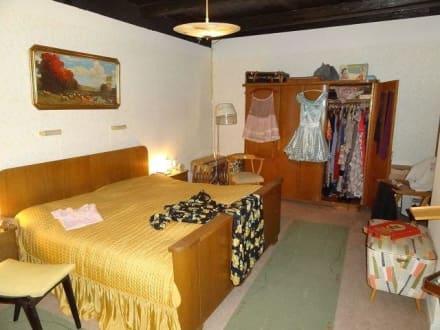 Schlafzimmer der 50er\