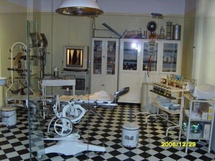 Der Operationssaal! - Dithmarscher Landesmuseum Meldorf