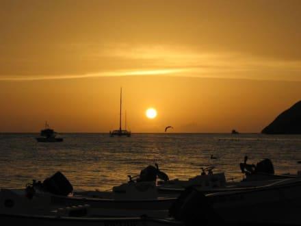 Sonnenuntergang auf Grande Roque - Los Roques