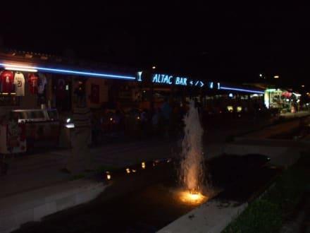 Promenade - Strandpromenade Side