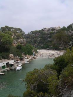 Badebucht - Bucht von Cala Pi