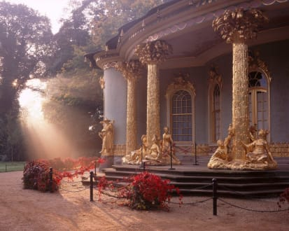 Pałac/Zamek/Ruiny - Sanssouci