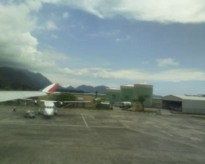 Sonstige Gebäude - Flughafen Seychellen (SEZ)