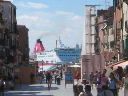 Fähre auf dem Canale di San Marco 1 - Canale di San Marco