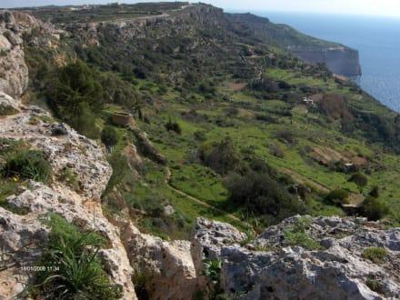 Dingli Cliffs - Dingli Cliffs