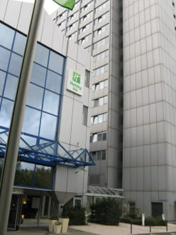 Eingang - Holiday Inn Berlin City East