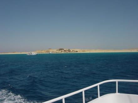 Bootsausflug - Schnorcheln Hurghada