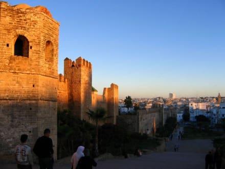 Rabat - Stadtmauer
