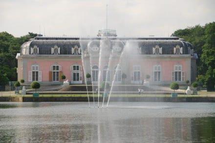 Schloss Benrath - Schloss Benrath