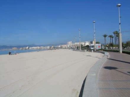 Strand Playa de Palma - Strand Playa/Platja de Palma