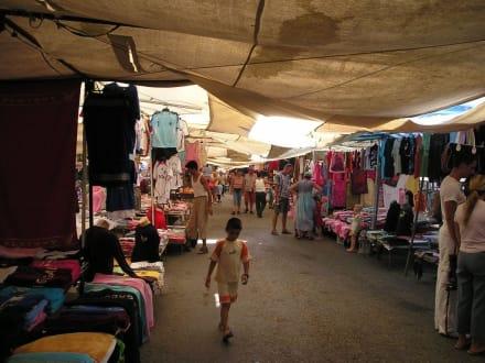 Wochenmark in Manavgat - Markt