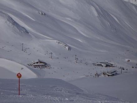 Schwarzwand - Skigebiet Ischgl
