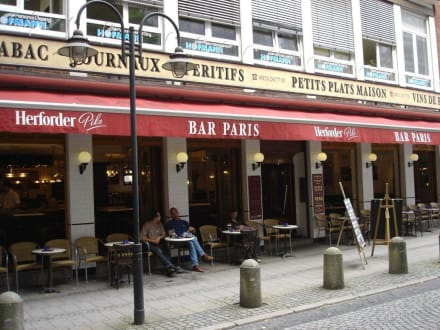 "Die ""Bar Paris"" in Bremen - Bar Paris"