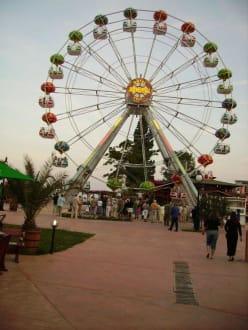 Riesenrad in Goldstrand - Freizeitpark