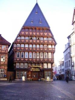 Das Knochenhauer-Amtshaus - Knochenhaueramtshaus