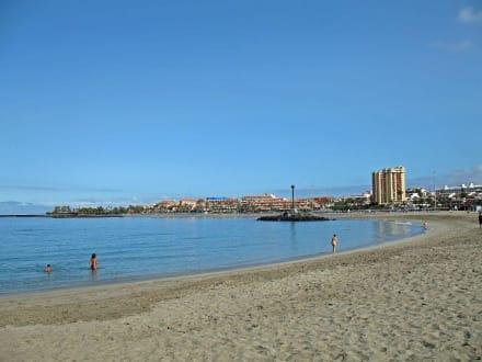 Impressionen Playa de las Vistas - Strand Playa de las Vistas