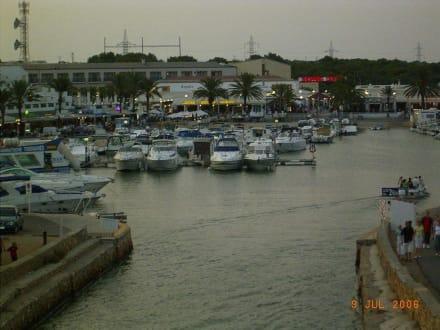 Yachthafen - Yachthafen Cala'n Bosch