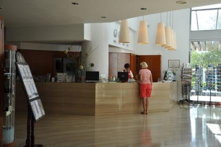 Rezeption - Hotel Viva Eden Lago