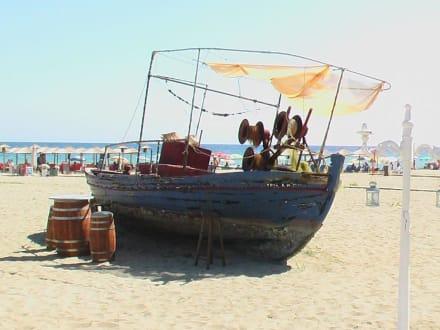 Der Strand von Neo Pori - Strand Nei Pori